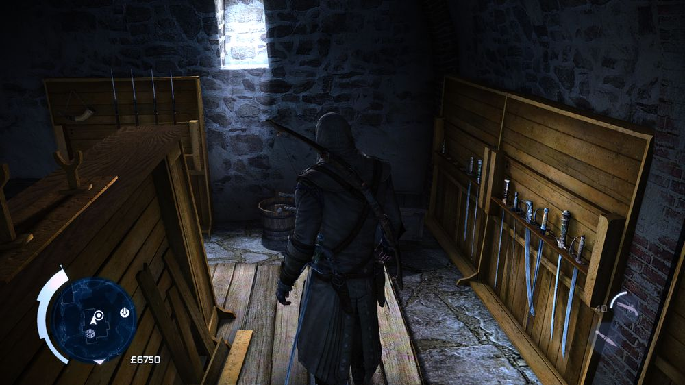 Screenshot Colonial Seasons Vibrant Atmospheric Assassin S