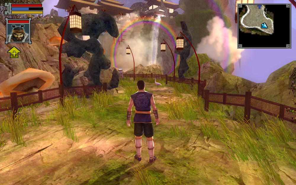 Screenshot - Improved Jade Empire (SE, PC) (Jade Empire: Special Edition)