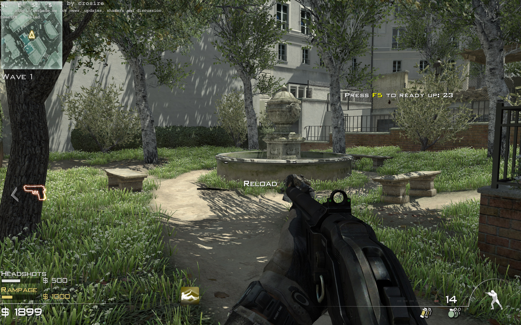 Screenshot Mw3 Remastered Graphics 2 2final Call Of Duty